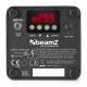BeamZ BBP44 Mini Battery Uplight IP65