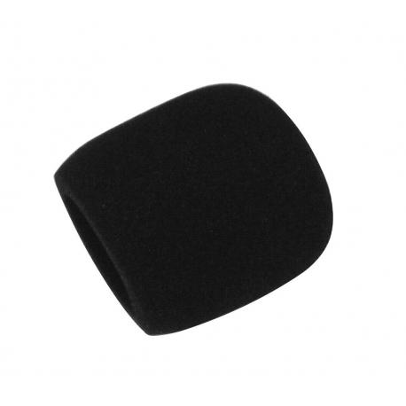 Mikrofono apsauga nuo vėjo, juoda, 40-50 mm