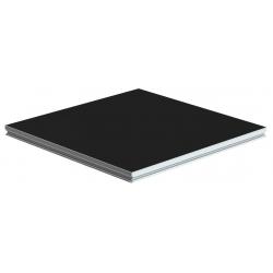 Pakyla Spider Deck750 Aluminium 100x100cm
