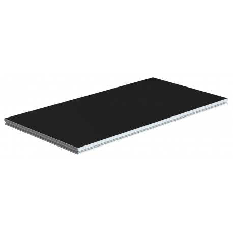 Pakyla Spider Deck750 Aluminium 200x100cm
