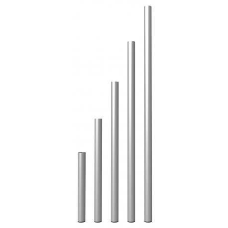 750RL apvalios pakylų kojos 20cm (4vnt)