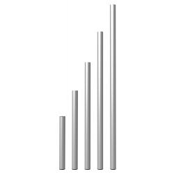 750RL apvalios pakylų kojos 80cm (4vnt)
