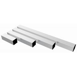 750SL kvadratinės pakylų kojos 100cm (4vnt)