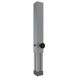 750TL teleskopinės kojos 40 - 60cm (4vnt)