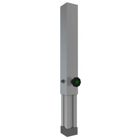 750TL teleskopinės kojos 60 - 100cm (4vnt)