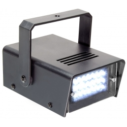 BeamZ BMS24LED Mini Stroboskopas LED