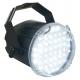 BeamZ BSS50 baltas LED stroboskopas