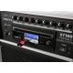 """VONYX ST100 MK2 nešiojama kolonėlė 8"""" BT/CD/MP3/UHF"""