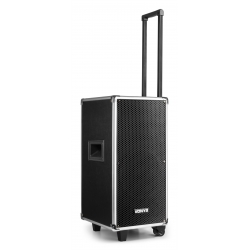 """VONYX ST095 nešiojama kolonėlė 8"""" CD/UHF/MP3/BT"""