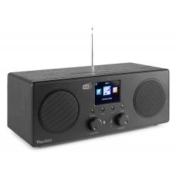Audizio Bari WIFI internetinis radijo imtuvas su DAB+ juodas