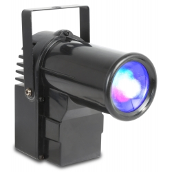 BeamZ PS10W LED Pin Spot 10W 4-in-1 DMX