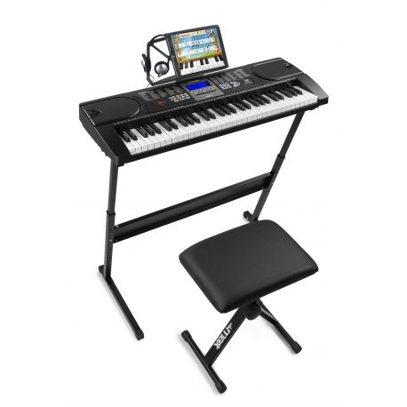 Sintezatoriaus komplektas MAX KB1SET 61-Keys Premium Kit