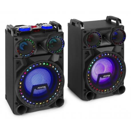 "Fenton VS10 garso sistema 10"" BT, LED 800W"