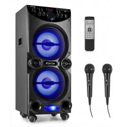 "Fenton LIVE2104 karaoke sistema 2x 10"""