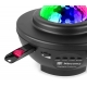 BeamZ SkyNight Projector with Red and Green Stars