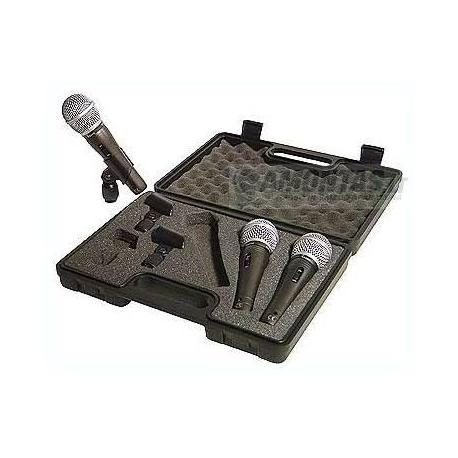 Mikrofonų komplektas the t.bone MB 60