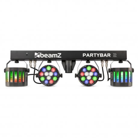 BeamZ Partybar2