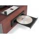 Fenron RP180 vintažinis patefonas su CD, BT, FM