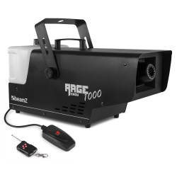 BeamZ Rage 1000 Snow Machine with Wireless controller