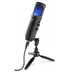 PCM120 kondensatorinis studijinis mikrofonas USB