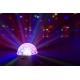 BeamZ JB90R Mini Star Ball DMX LED 9 Colours