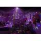 BeamZ JB60R Jelly Ball DMX LED 6 Colours