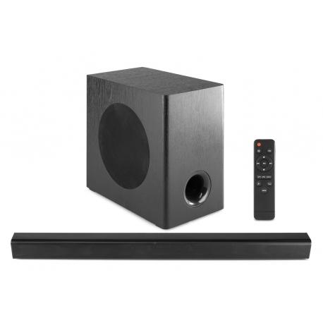 Audizio SB90 Sound Bar su bevieliu subuferiu 150W