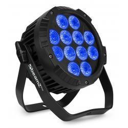 BeamZ WBP1212IP Aluminium IP65 Battery LED PAR 6-in-1 LEDs