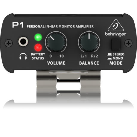 BEHRINGER POWERPLAY P1 IN EAR Monitorinis stiprintuvas ausinėms