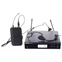 Shure BLX14R/P31 bevielė mikrofono sistema