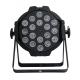 LED PAR 64 18x15W RGBWA 5in1 /Aluminium single cast/