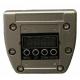 LED WALL WASHER 9x10W RGBW 3 SEKCIJOS IP65