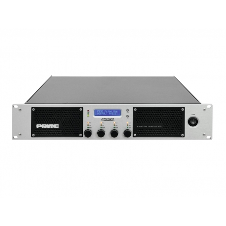 PSSO PRIME System Amplifier DSP