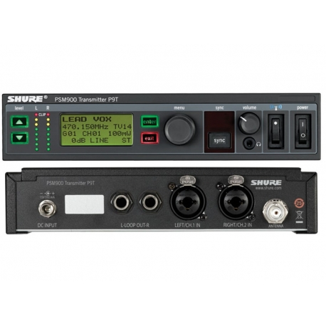Shure P9T PSM 900