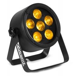 BeamZ BAC302 Aluminium LED Par RGBWAUV