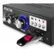 AV360BT Mini Amplifier Bluetooth/SD/USB/MP3
