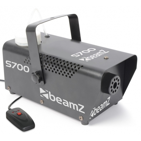 BeamZ S700 dūmų mašina su skysčiu