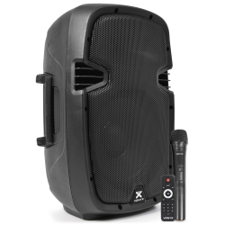 VONYX SPJ-PA910 nešiojama kolonėlė su bevieliu mikrofonu