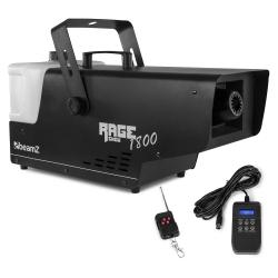 Sniego mašina BeamZ Rage 1800 Snow Machine with Wireless and Timer Controller
