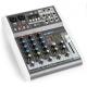 VONYX VMM-K402 4-Channel Music Mixer with DSP