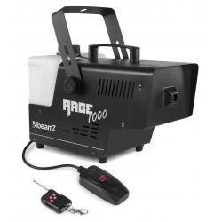 Dūmų mašina su belaidžiu valdikliu BeamZ RAGE 1000