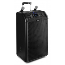 "Power Dynamics PA300 Portable 2 x 8"" Sound System SD/USB/MP3/FM/Bluetooth"