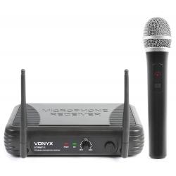VONYX STWM711 VHF 1-kanalo belaidis mikrofonas