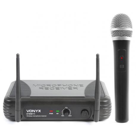 VONYX STWM711 VHF Microphone System 1-Channel