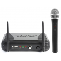 Skytec STWM721 1-kanalo UHF bevielis mikrofonas
