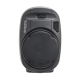 PORT12UHF-MKII NEŠIOJAMA GARSO SISTEMA SU AKUMULIATORIUMI + 2X UHF BELAIDŽIAI MIKROFONAI, USB/SD/AUX/BLUETOOTH, 12''/30CM