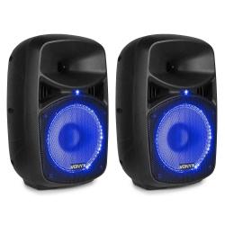 VONYX VPS082A Plug & Play 400W Speaker Set