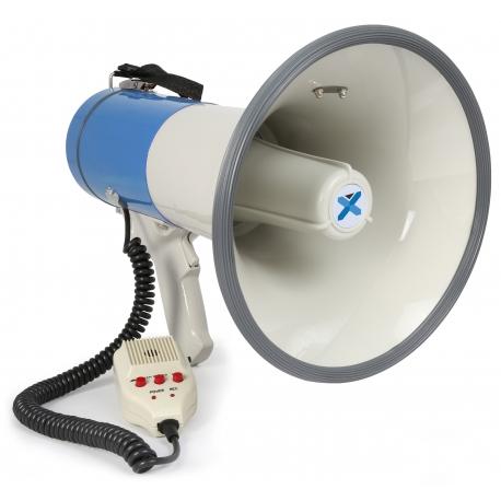 VONYX MEG060 Megaphone 60W USB SD Siren Microphone