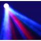 BeamZ Moon Flower 60x RGBAW LEDs