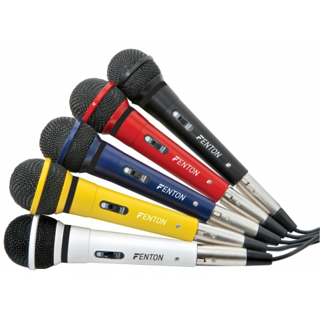 FENTON DM120  5 mikrofonų komplektas